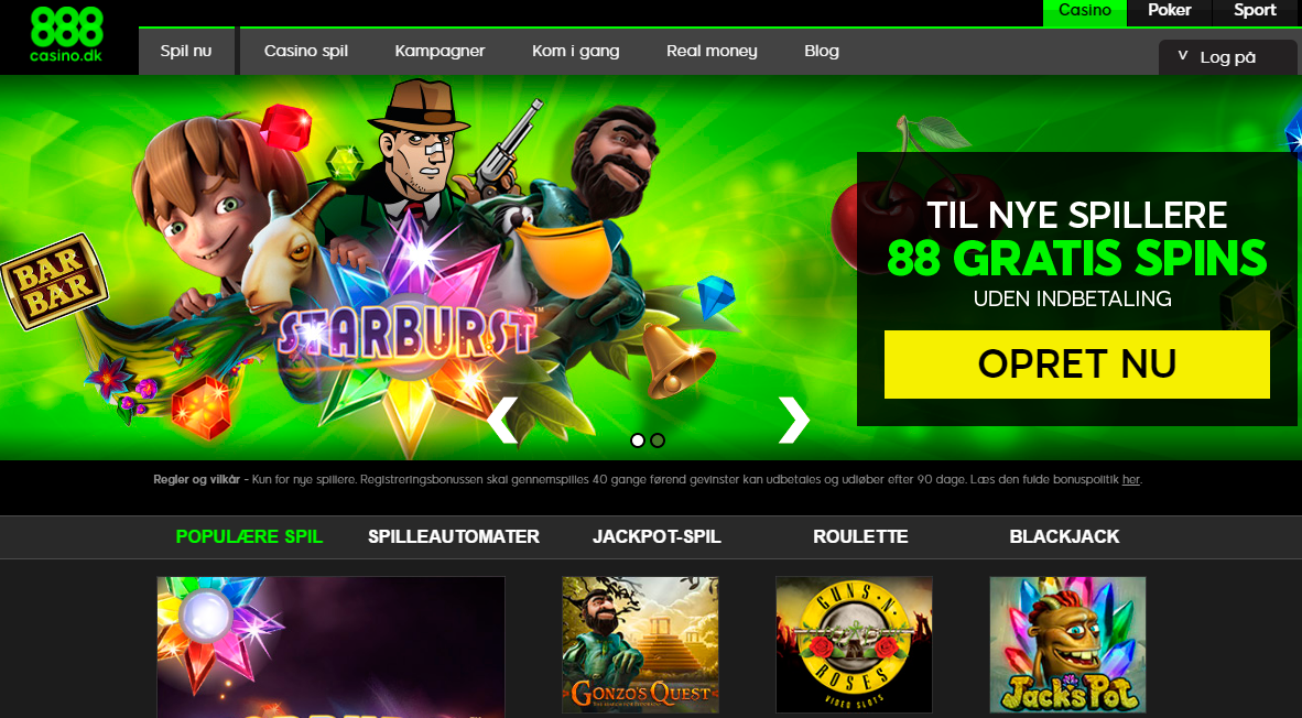 roulette casino 888